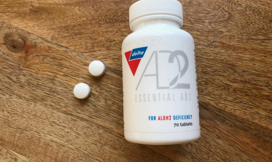 Essential AD2 Review | Effective against ALDH2 deficiency?