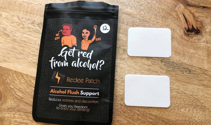 Redee Patch Review – Do they actually reduce Asian Flush?