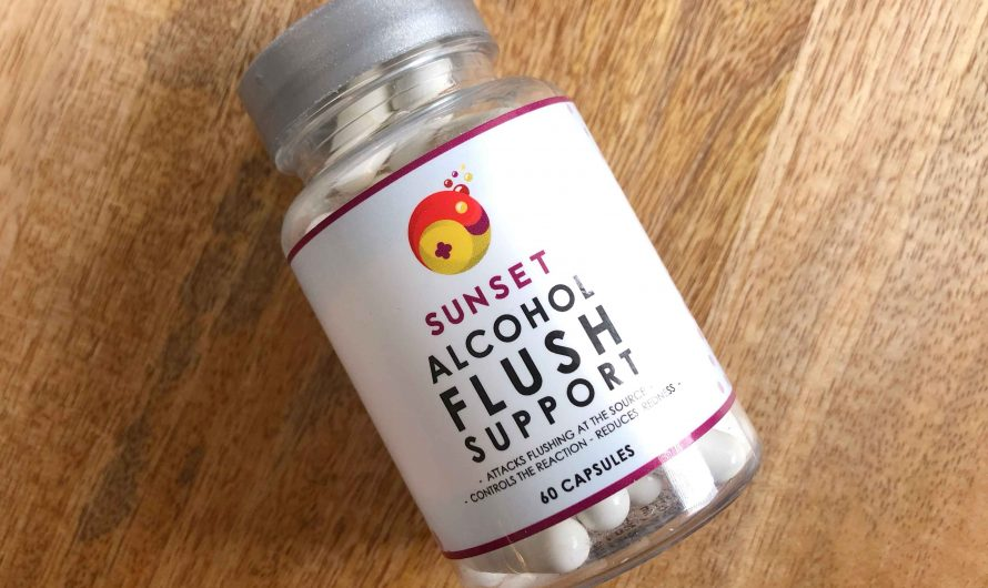 Does Sunset Alcohol Flush Support Work?