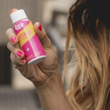 Lighten up Asian flush remedy drink