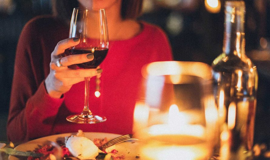 Red face after drinking red wine? You're not alone!