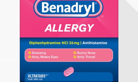 Does Benadryl help alcohol flush