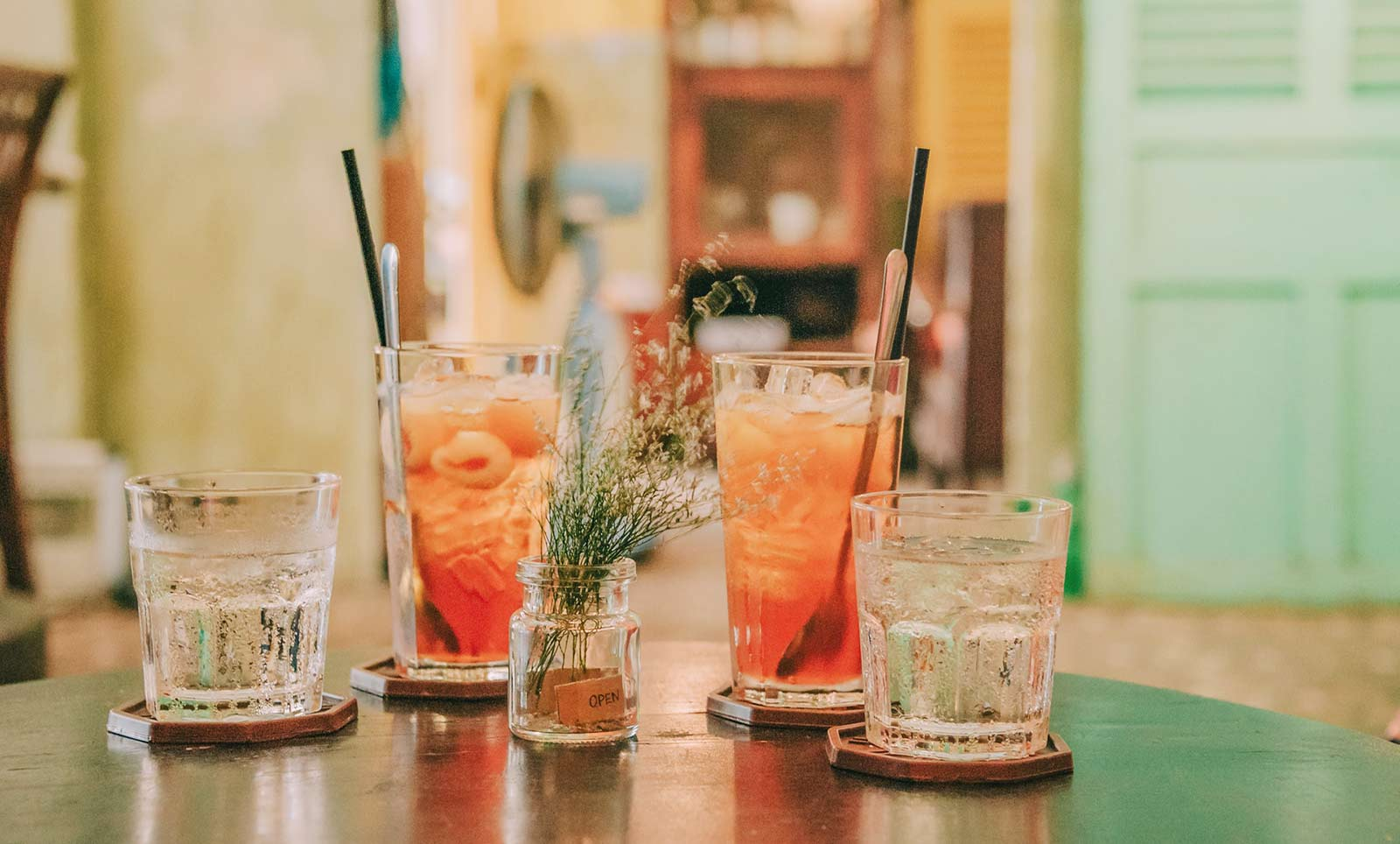 easy alcoholic drinks to make at home