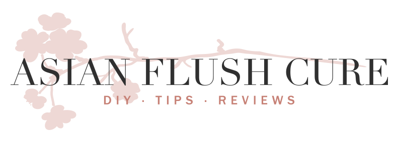 Asian Flush Cure logo